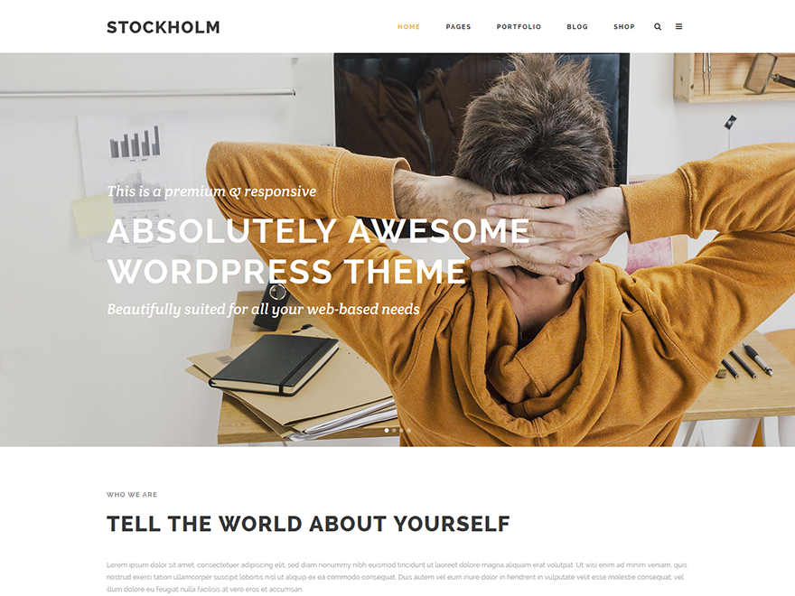 Stockholm - A Genuinely Multi Concept Theme